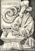 Desiderius Erasmus - girafe de bande dessinée drôle