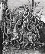 Chevalier, la mort et le diable