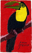 Peinture Toucan
