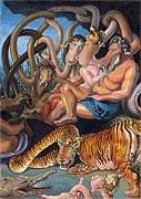 Europe et en Asie - après Pieter Paul Rubens