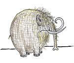 Mommoth pense