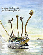 Naviguer sur le cat-boat - après Winslow Homer