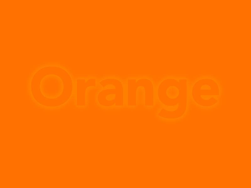 Meuble Salle De Bain Ikea Avis : Orange  Peinture numérique par Martin Missfeldt