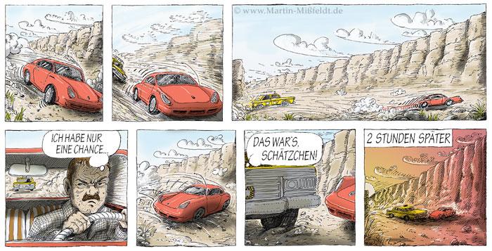 Speedcar comique court