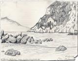 Plage de Capri - vacances d'été
