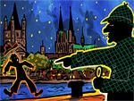 Detective à Cologne