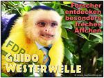 FDP-Politicien, Guido Westerwelle - drôle d'image