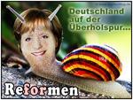 Angela Merkel: Élection en Allemagne