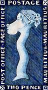 Le Maurice bleu, Stamp-girafe