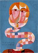 Près âgé (après Paul Klee)