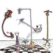 Le chevalier d'échecs