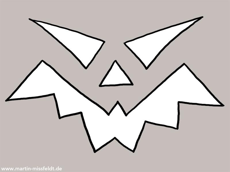 Modèle Pour Une Citrouille D Halloween Dessin Numérique
