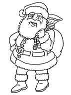 Couleur modèle: Santa Claus