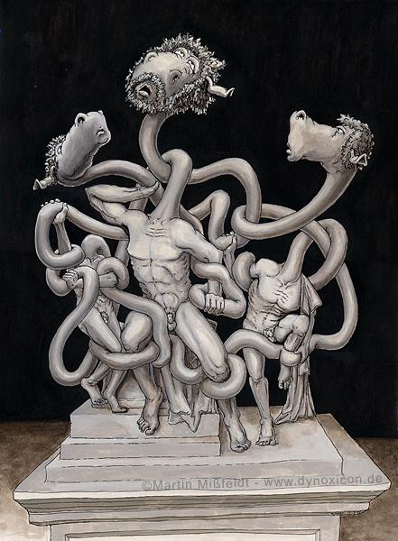 Laocoon (mythologie grecque)
