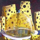 Souris et fromage - Horreur dans la cuisine