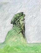 Homeland: Pieter Bruegel l'Ancien, sous la pluie