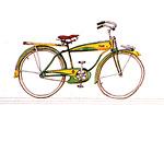 Vélo sur scène