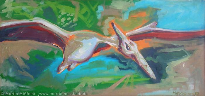 Dinosaure volant