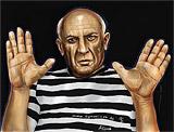 Pablo Picasso Mains