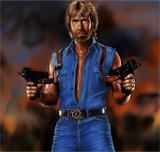Refroidir avec Chuck Norris fireguns et jeans