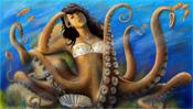 Megan Fox Octopus