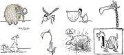 Caricatures Animaux