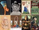 Nefertiti à Léonard de Vinci