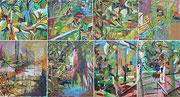 Peintures Paysage / Peinture à l'huile