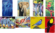 Peintures Animaux